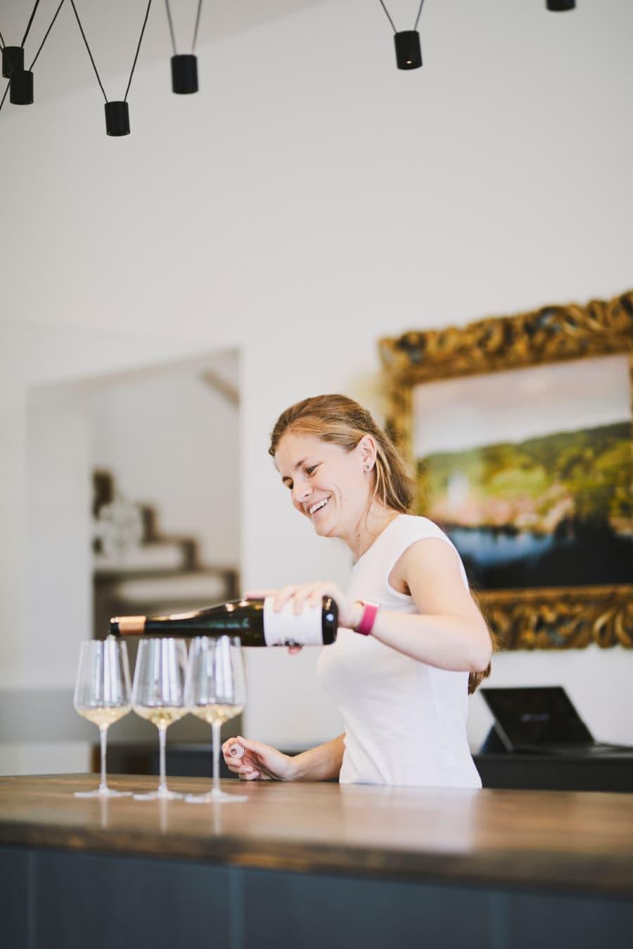 Weinverkostung-weinhofmeisterei-wachau