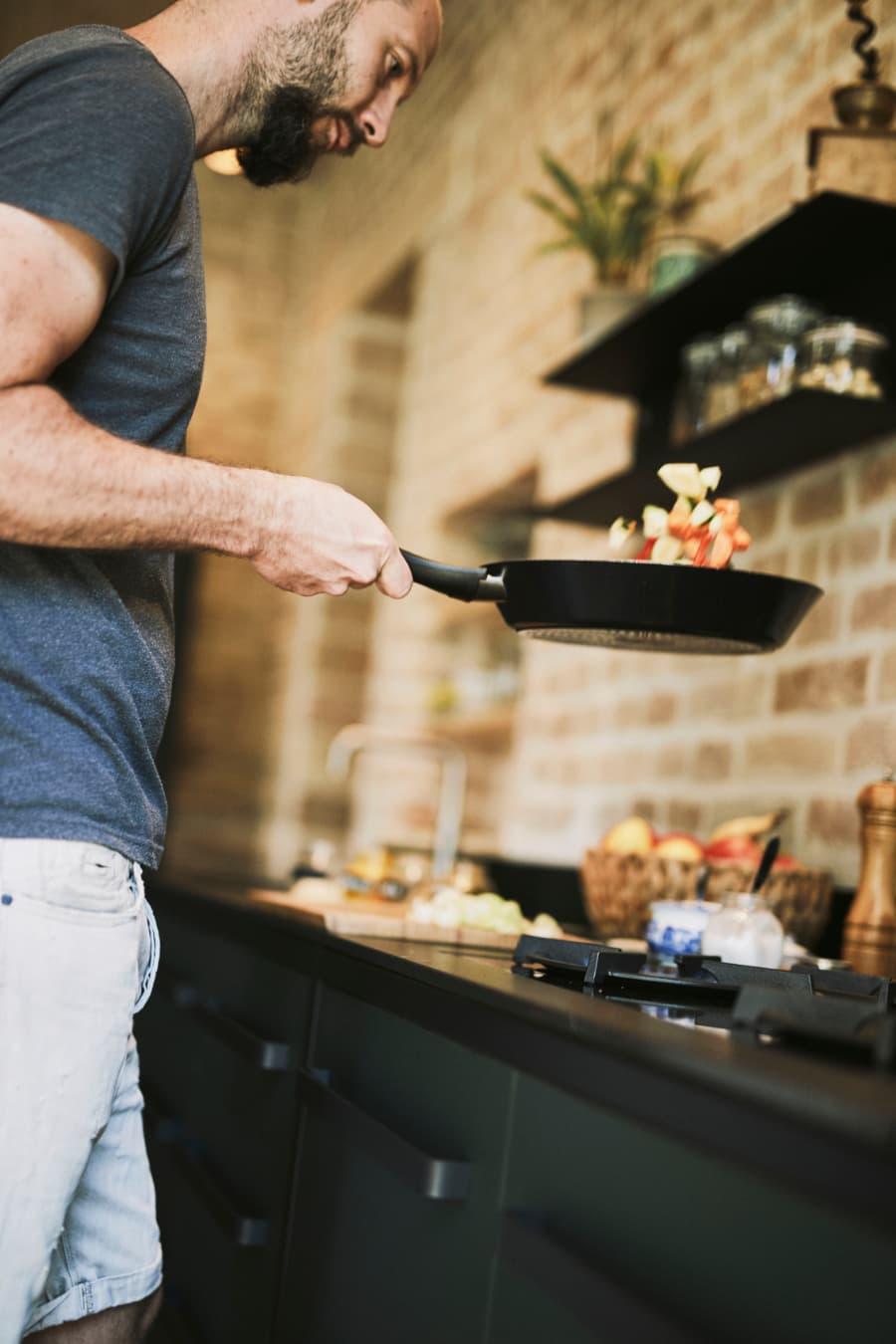 keep-Küche-Kochen